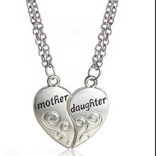 Mother and Daughter Love Necklace Mother's Day Gifts
