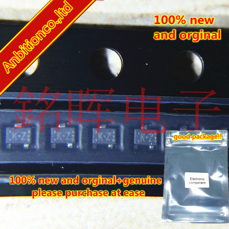 10pcs 100% New And Orginal SSM3K35MFV Silk-screen KZ SOT723 0402 High-Speed Switching Applications Analog Switch Applic In Stock