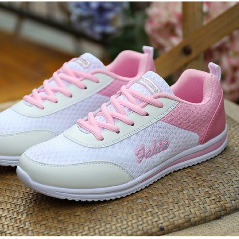 New Woman Casual Shoes Breathable Women Sneakers Shoes Mesh Female fashion Sneakers Women Chunky Sneakers Shoes sapato feminino 2