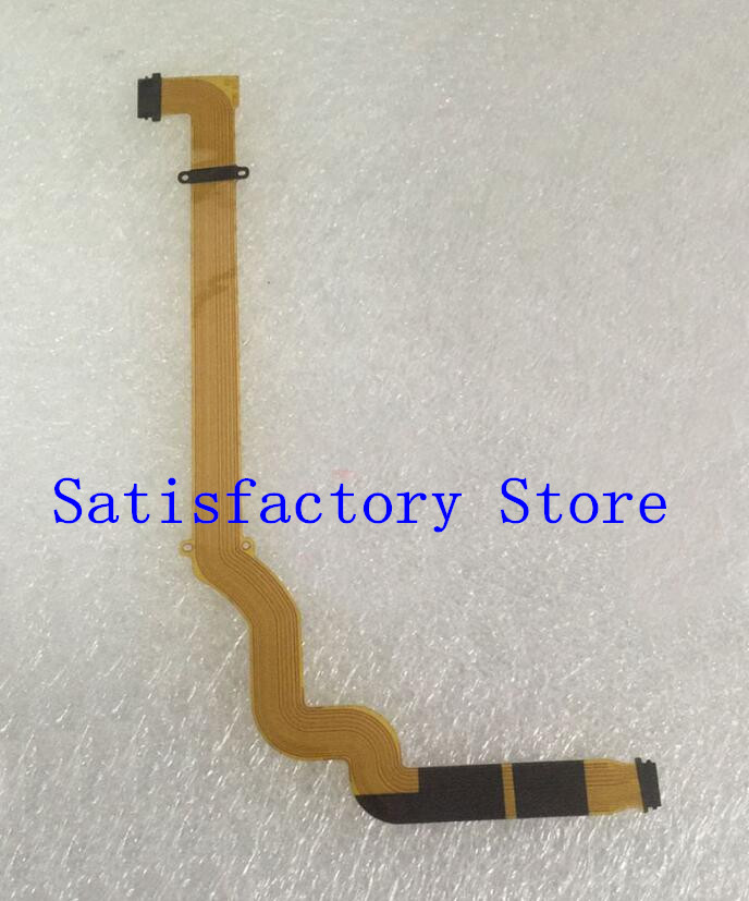 New Shaft Rotating LCD Flex Cable For Canon G7X MARK II / G7XII Digital Camera Repair Part
