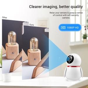 Image 3 - Defeway HD 1080P Smart Camera Home Mini Wifi Camera Two Way Audio Wifi IP Camera Night Vision Video Camera Surveillance Camera