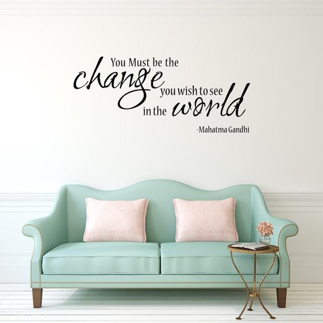 anda harus mengubah stiker dinding kamar tidur stiker dekorasi rumah