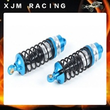 1/5 Rc Car CNC metal front shock absorber set for 1/5 scale Rovan HPI losi 5T parts