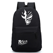 Bleach Ichigo Kurosaki Shoulders Bag Backpack School Bag for Boys and Girls (7 types)