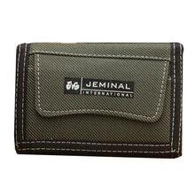 Застежкой-молнией кредитная монет маленький карманный холст карта короткие кошелек мужской держатель