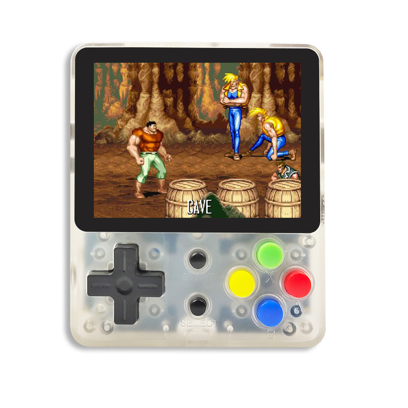 Image 5 - Coolbaby 16G+16/32/64/128/256G OPEN SOURCE Video Handheld Game Console Mini Portable Nostalgic Retro Gaming Player TV Children-in Handheld Game Players from Consumer Electronics