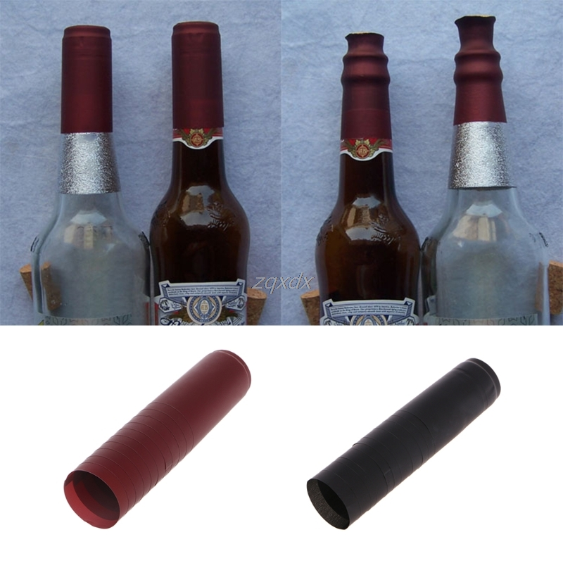 10 Pcs PVC Heat Shrink Cap Brewed Wine Sealed Cover Red Wine Bottle Seal Cover July Dropship