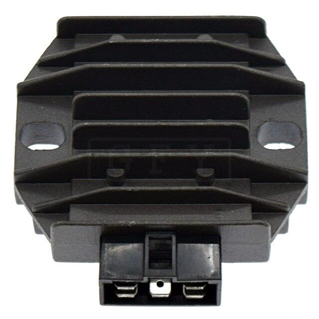 Suzuki-redresseur régulateur de tension 12V | Pour XF650 Freewind 97-07 DR650 96-12, YAMAHA XJ600 XJR400 majesté 250 YP250 redresseur de tension de moto
