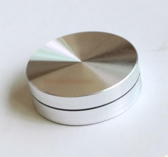1Piece Diameter:38mm Miniature Aluminum Alloy Turntable Bearing Base Display Crafts Swivel Plate
