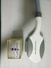 Novo design do ipl shr handpiece luz e punho lidar com boa lâmpada 100000 tiros