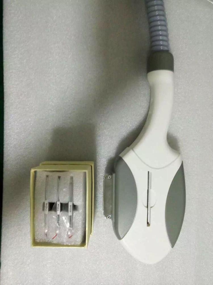 new design ipl handpiece e light handle shr handle with good lamp 100000shots