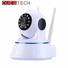 OUERTECH 1080P Cloud HD IP Camera WiFi Camera Baby Monitor Night Vision Wireless Camera Home Security Surveillance Camera