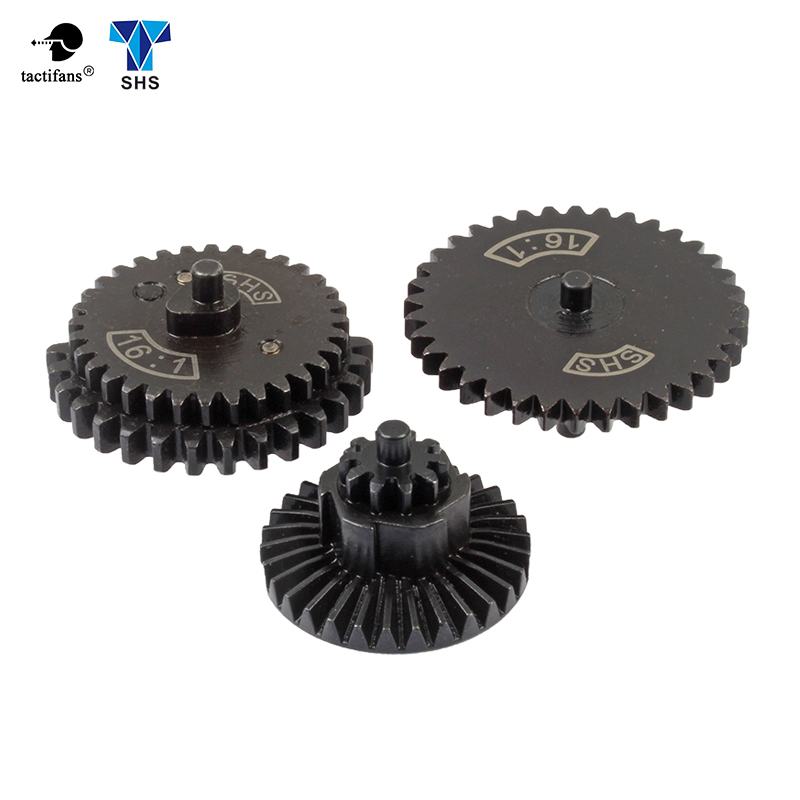 Gear-Set Reinforcement Paintball SHS Ver2/3-Aeg-Gearbox Game-Accessories Army Steel Hunting