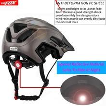 BATFOX New Men Cycling Helmet Road Mountain Bike Bicycle Helmet