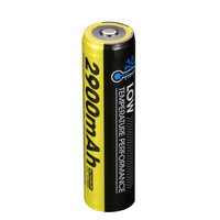NITECORE NL1829LTP 2900mAh 18650 Low Temperature Resistant High Capacity Performance Rechargeable 3.6V Liion Battery Button Top