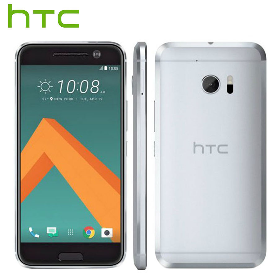 T Mobile Version HTC 10 LTE 4G Mobile Phone 5 2 inch 4GB RAM 32GB ROM