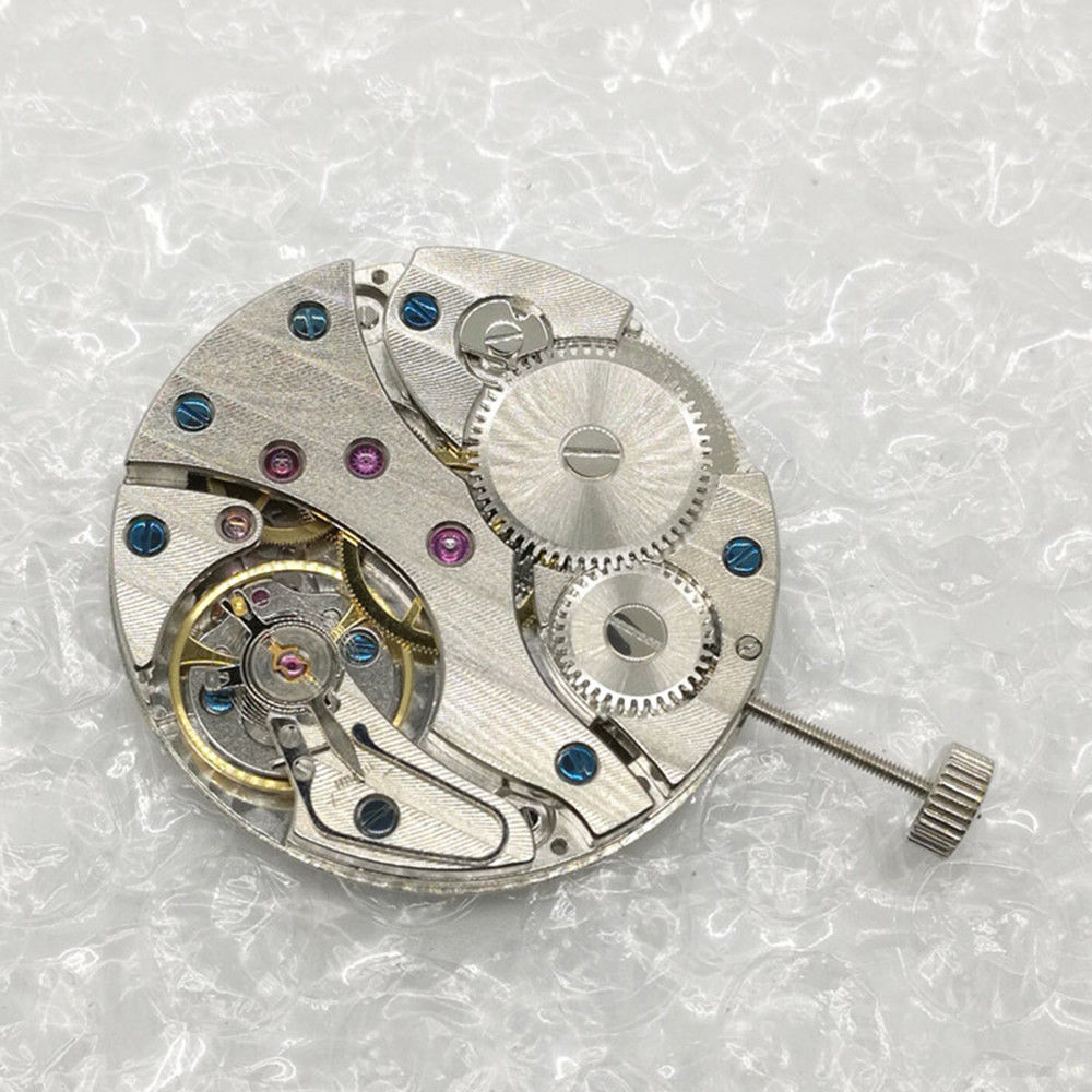 Watch Movement Mechanical Movement For Wristwatch Winding 6497 Watch For Seagull New Movement Clockwork Mechanics Wholesale
