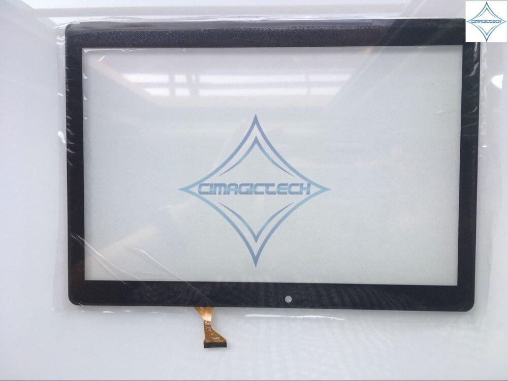 Nieuwe 10.1 ''inch Tablet Touchscreen Digitizer panel glas DP101166 F4 DP101166 F4 237*166 MM-in Tablet LCD's & panelen van Computer & Kantoor op AliExpress - 11.11_Dubbel 11Vrijgezellendag 1