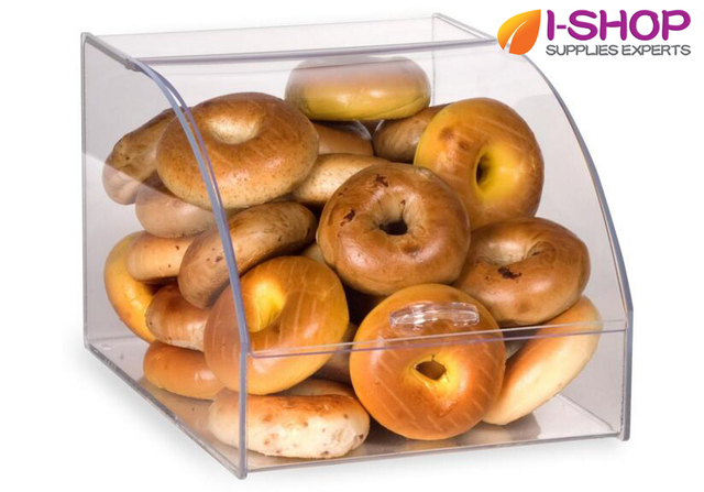 Countertop Acrylic Bakery Display Case For Sale/Bulk Bread Storage/Bakery  Sandwich Pastry Donut