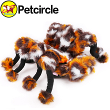 freeshipping petcircle hot pet dog clothes visual huge spider dog coats dog sets for chihuahua dog costume for yorksire size S-L