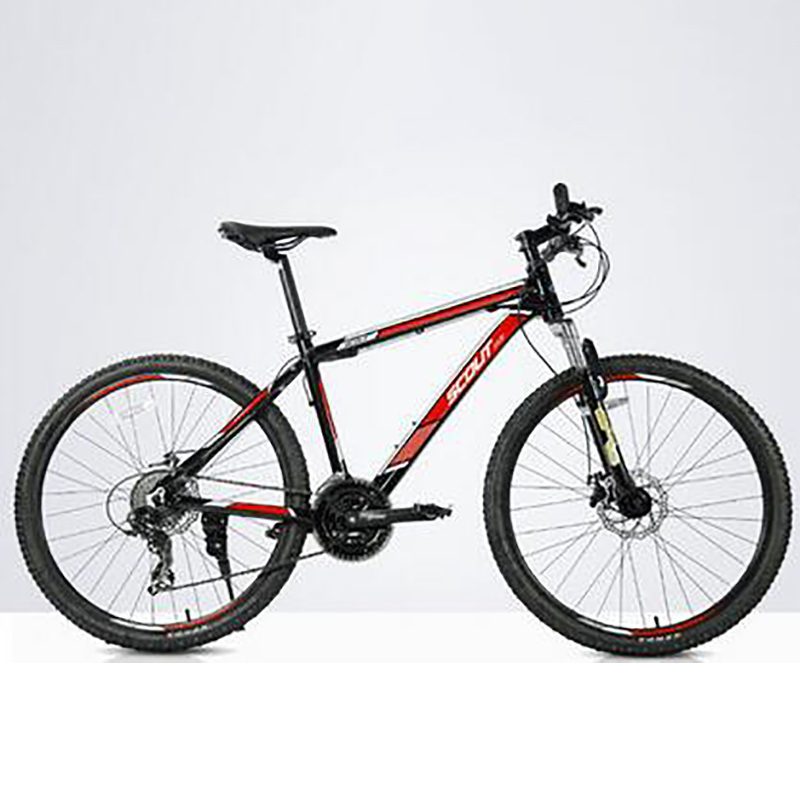 24-speed 26-inch Double Disc Frame Material Bicycle Supplier Wholesale Mountain Ike