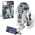 Lepin 05043 Star Wars R2-D2 building bricks blocks Toys for children boys Game Weapon Compatible with Decool 10225