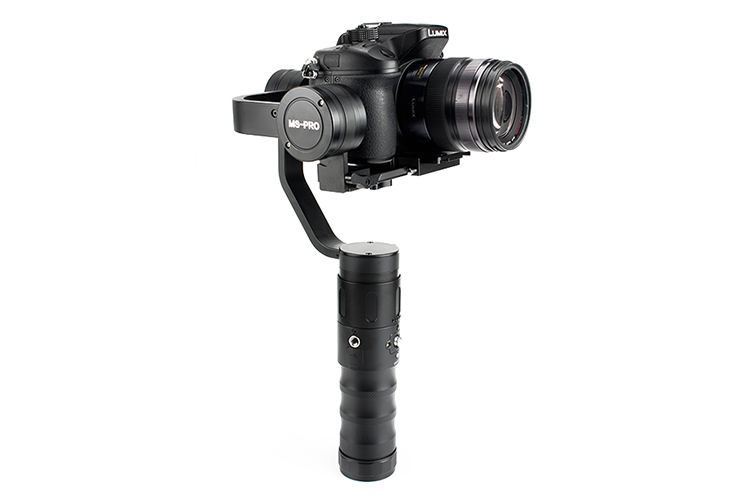 Beholder MS-PRO 3-Axis Gimbal Stabilizer  for Mirrorless Cameras Phones and GoPro Cameras M3 M10 A6300 A6500 A7R2