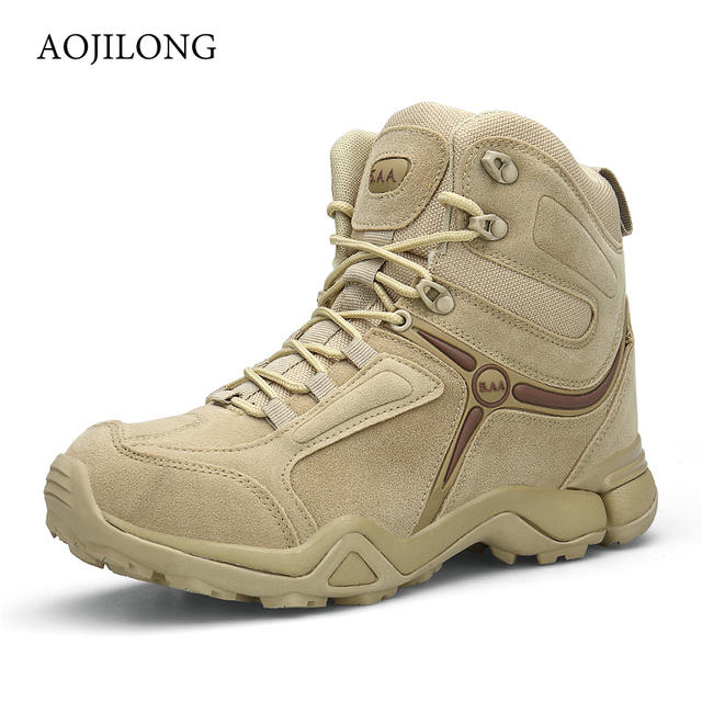 MANLI Hiking Climbing Shoes DELTA Waterproof Tactical Boots Outdoor Mountain Climbing Sneakers botas tacticas militares hombres