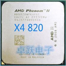AMD Phenom II X4 820x4 820 2,8 ГГц четырехъядерный процессор разъем AM3