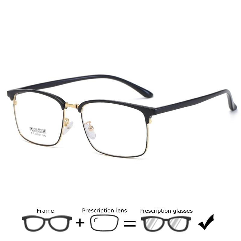 Myopie Brillen Klare Unisex Linse Computer Für Optische Business Männer Frauen Mann Brille qCwP6xf