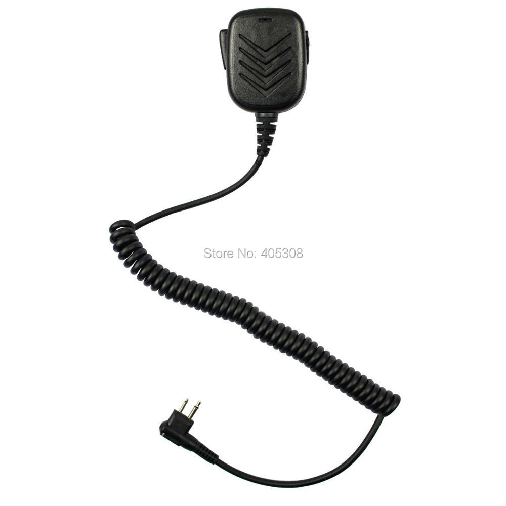 Handheld Speaker Microphone For Motorola Two Way Radio