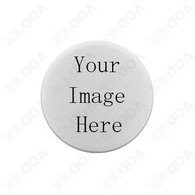 imágenes para 20 unids/lote logotipo Personalizado Su Propia Imagen En la Expansión de negocio EMERGENTE Teléfono Soporte Grip