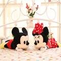 Juguetes de felpa de Mickey ratón de juguete de felpa oso de peluche Material algodón envío gratis