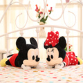Teddy Bear, Mickey, Plush Toys Mickey Mouse Plush Toy Teddy Bear Cotton Material Free Shipping
