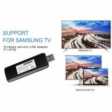 USB de alta calidad TV inalámbrica Wi Fi adaptador para Samsung Smart TV WIS12ABGNX WIS09ABGN 300M