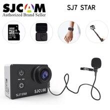 "100% Original SJCAM SJ7 STAR Wifi 4k 2"" Touch Screen Ambarella A12S75 Waterproof Remote Sports Action Camera Mini DVR vs gopro"
