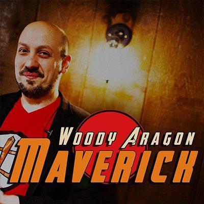 Maverick By Woody Aragon-magic Tricks