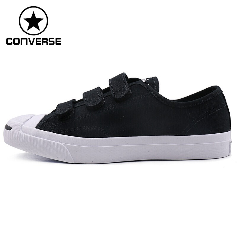 Original New Arrival 2018 Converse  Unisex Skateboarding Shoes Canvas Sneakers new arrival iron