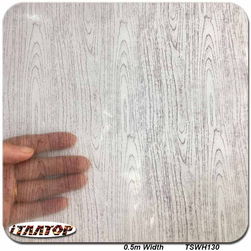 ITAATOP Hydro Film TSWH130 0.5m*2m Wood Hydrographic Film Water Transfer Printing Film