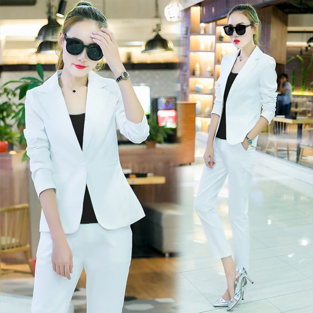 2016-fashion-style-OL-elegant-women-pant-suits-formal-business-suit-wear-full-sleeve-single-button (2)