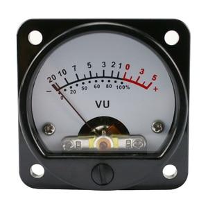 Image 4 - GHXAMP VU Meter Buizenversterker 45mm Pointer LED Level Meter met Achtergrondverlichting voor 3 W 50 W Audio versterker Radio Gal Machine DIY