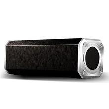W3 Деревянный беспроводной Bluetooth динамик портативный динамик MP3 2,0 колонки компьютерные колонки коробка 3D громкий динамик s usb зарядка enceinte