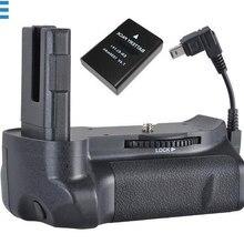 BG-2G батарейный блок+ EN-EL14 Аккумулятор для цифровой зеркальной камеры Nikon D5100 D5200 D5300
