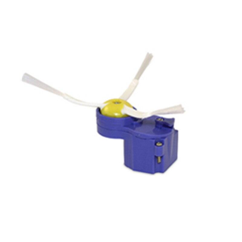 Upgraded wheel brush motor for irobot Roomba 500 600 700 800 560 570 650 780 880 series Vacuum Cleaner robot Parts accessories 10pcs side brush 10pcs screws for irobot roomba 500 600 700 series 550 560 630 650 760 770 780 vacuum cleaner accessories parts