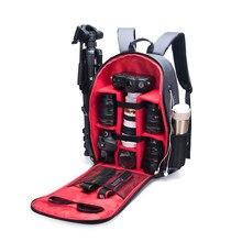 new Fashion Outdoor Portable Waterproof Scratch-proof Dual Shoulder Backpack Camera Bag Digital Dslr Photo Video