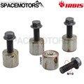Metal demper for IRBIS TTR250 TTR250R R BARS rear wheel sprocket fitting
