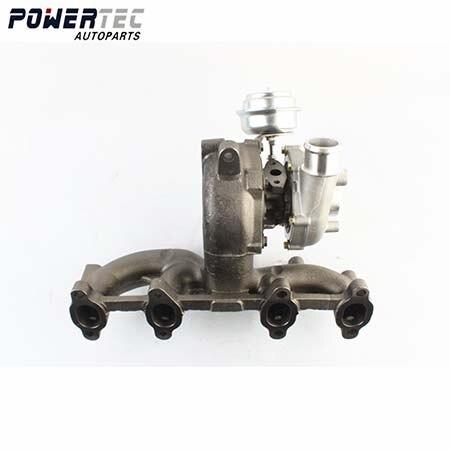 Garrett GT1749V turbocompresseur complet 713673 713673-5006 S turbo 038253019DX turbolader pour Ford Galaxy 1.9 TDI AUY AJM moteur 115 ch