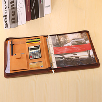 Office stationery multi functional A4 contract signing file folder sales negotiation carpetas pasta escola