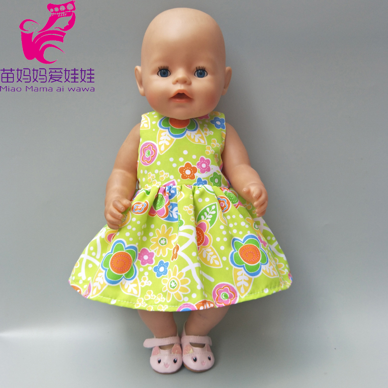 For 43cm Baby Born Zapf doll dress for 18 inch american girl doll clothes dress for 45cm doll clothes american girl doll clothes superman cosplay costume doll clothes for 18 inch dolls baby doll accessories