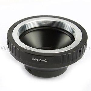 Image 3 - VENES M42 C Mount, Adapter ring voor M42 Lens Pak voor C Mount Camera, voor C mount Film Film Bolex Video Camera Adapter Ring